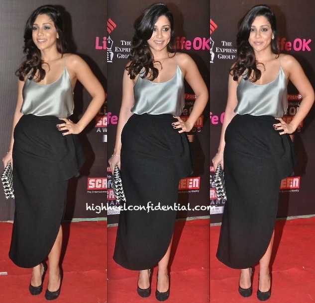 screen awards 2014-amrita puri-dior-alexander wang