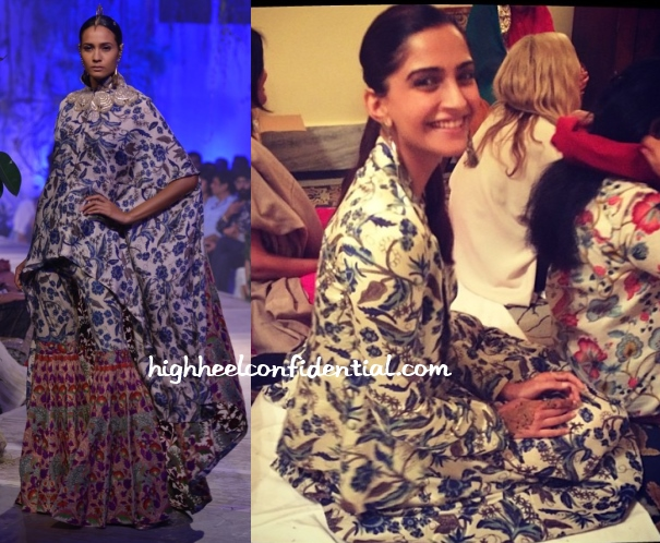 sonam-kapoor-anamika-khanna-wedding-cousin