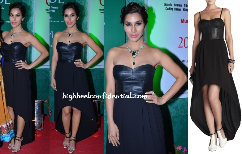 sophie-choudry-bcbg-times-good-food-awards-2014