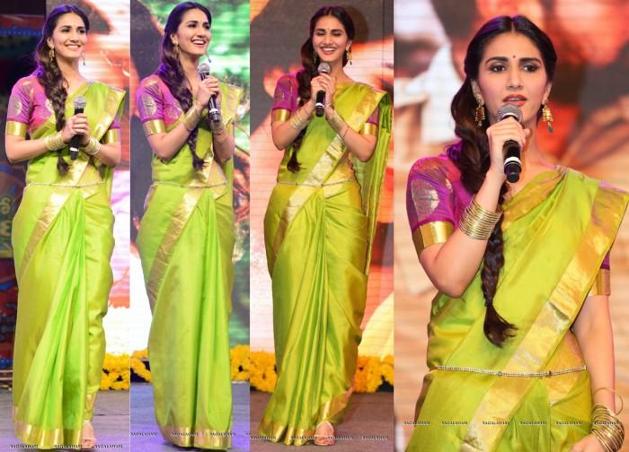 vaani-kapoor-aaha-kalyanam-music-launch