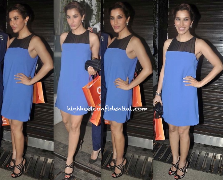 Sophie Choudry At Swades Foundation Dinner
