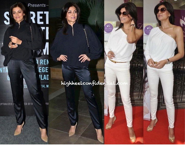 Sushmita Sen At La Piel Launch And At Secret To Master Your Mind Workshop-1