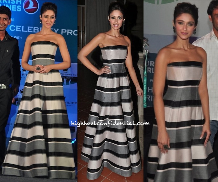 ileana d cruz at louis phillipe cup event-1