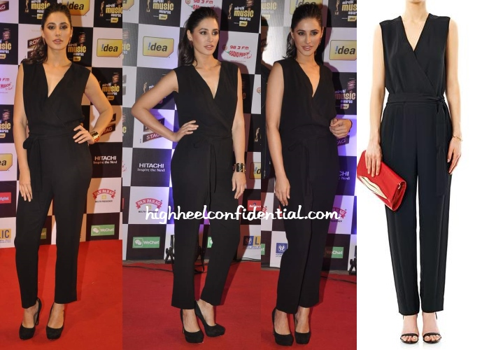 nargis-fakhri-dvf-mirchi-music-awards-2014