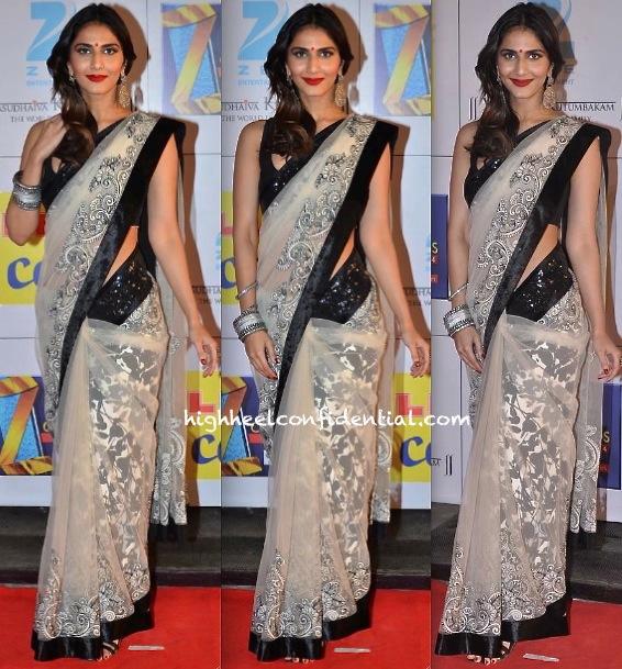 zee cine awards 2014-vaani kapoor-varun bahl