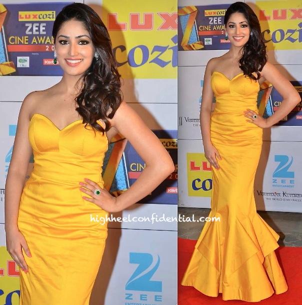 zee cine awards 2014-yaami gautam-sonakshi raaj