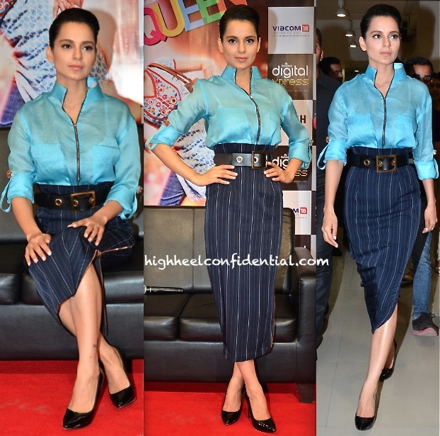 Kangna Ranaut At 'Queen' Promotions-1