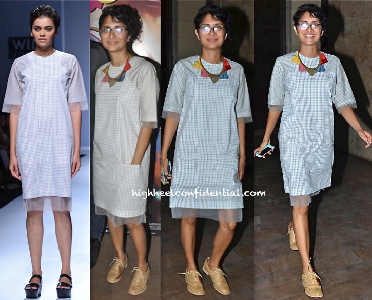 Kiran Rao In Bodice At 'Queen' Screening-1
