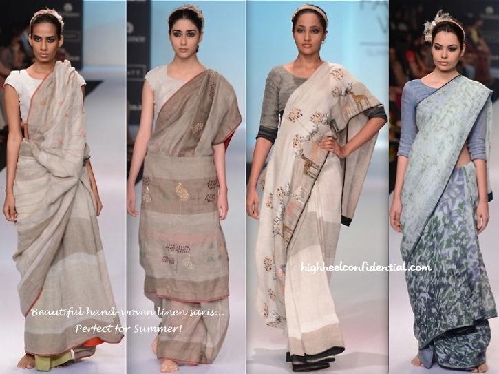 Lakme Fashion Week Summer:Resort 2014- Anavila by Anavila Sindu Misra-1