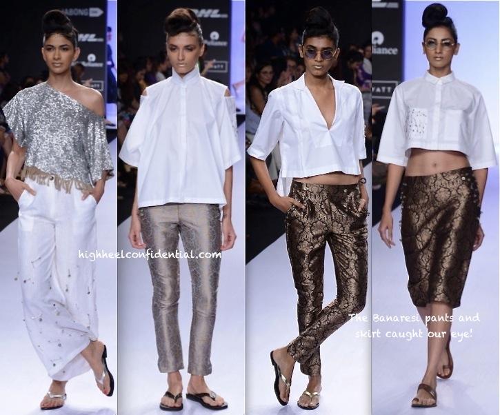 Lakme Fashion Week Summer:Resort 2014- Asmita Marwa-2