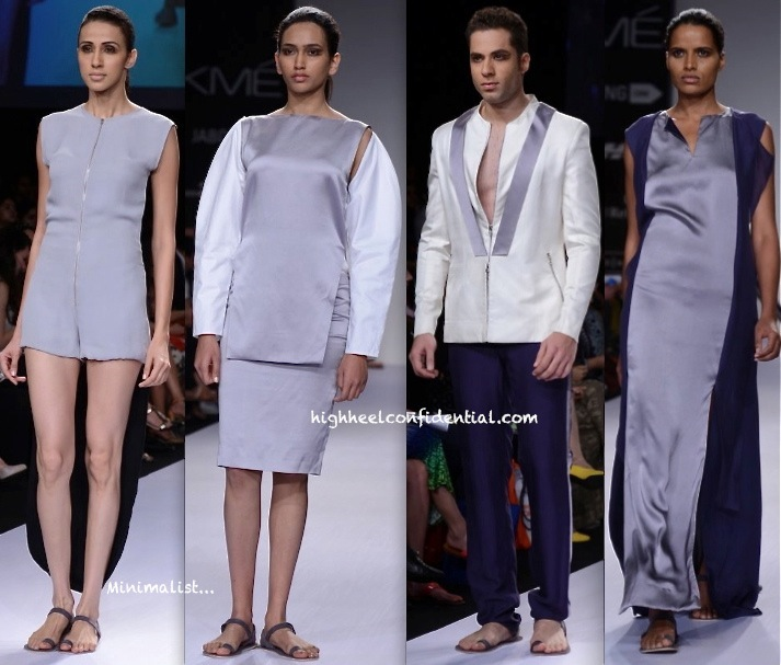 Lakme Fashion Week Summer:Resort 2014- DRVV By Dhruv Kapur-2
