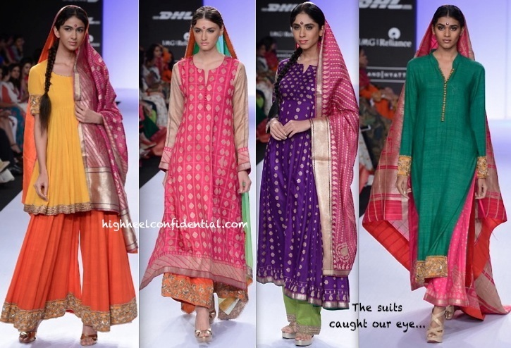 Lakme Fashion Week Summer:Resort 2014- Gaurang-2