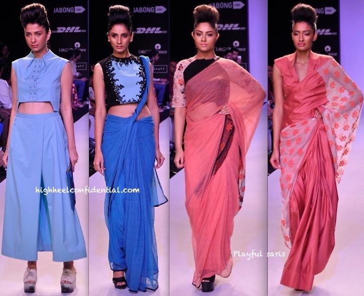 Lakme Fashion Week Summer:Resort 2014- ILK-1