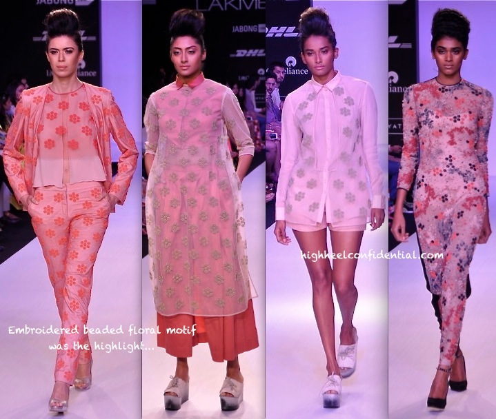 Lakme Fashion Week Summer:Resort 2014- ILK-3