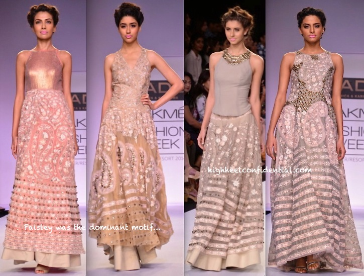 Lakme Fashion Week Summer:Resort 2014- Jade-2