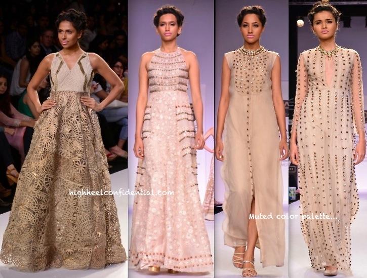Lakme Fashion Week Summer:Resort 2014- Jade-3