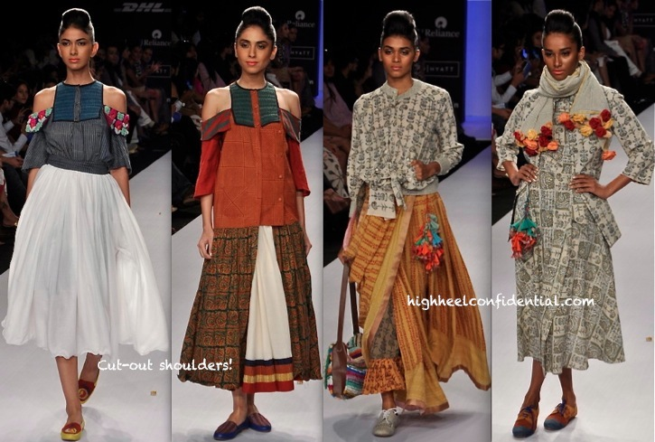Lakme Fashion Week Summer:Resort 2014- Ka Sha By Karishma Shahani-1