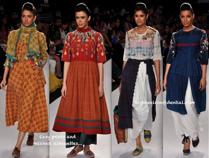 Lakme Fashion Week Summer:Resort 2014- Ka Sha By Karishma Shahani-3