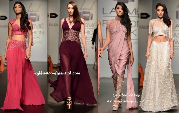 Lakme Fashion Week Summer:Resort 2014- Koëcsh by Krésha Bajaj-1