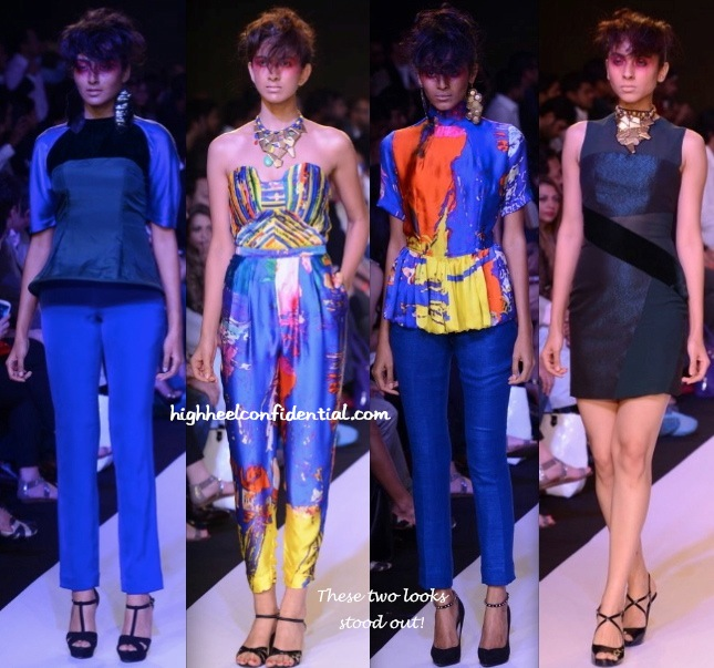Lakme Fashion Week Summer:Resort 2014- Narendra Kumar-3
