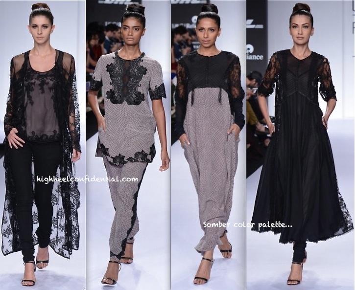 Lakme Fashion Week Summer:Resort 2014- Nupur Kanoi-1
