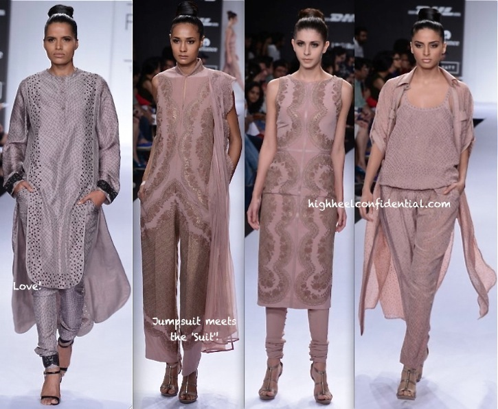 Lakme Fashion Week Summer:Resort 2014- Nupur Kanoi-2
