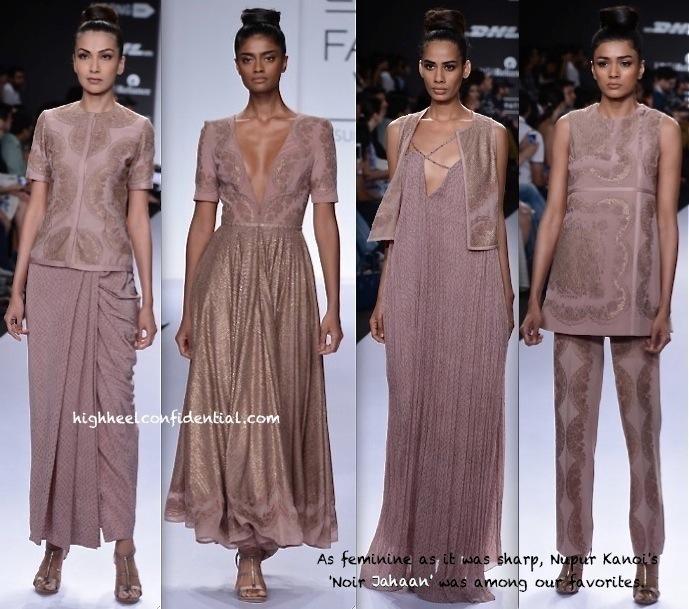 Lakme Fashion Week Summer:Resort 2014- Nupur Kanoi-3