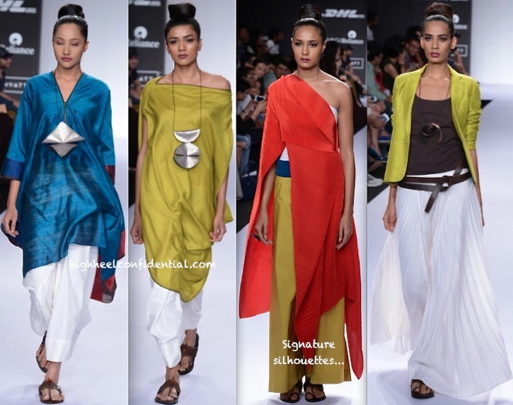 Lakme Fashion Week Summer:Resort 2014- Payal Khandwala-1