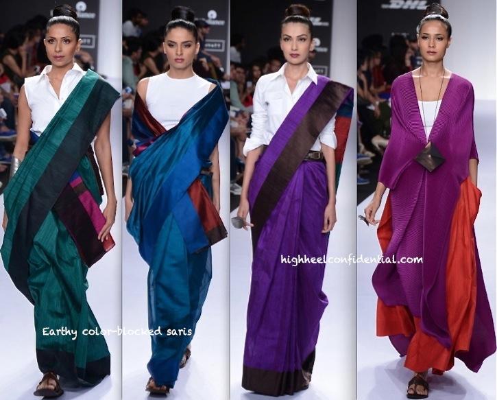 Lakme Fashion Week Summer:Resort 2014- Payal Khandwala-3
