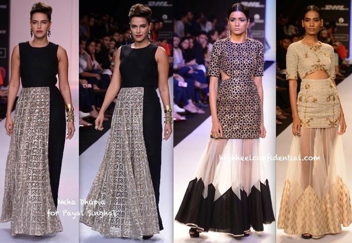 Lakme Fashion Week Summer:Resort 2014- Payal Singhal-3