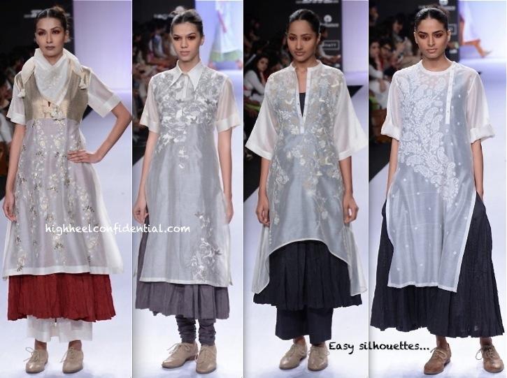Lakme Fashion Week Summer:Resort 2014- Prama By Pratima Pandey-3