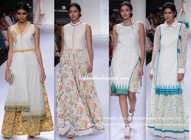Lakme Fashion Week Summer:Resort 2014- Shruti Sancheti-1