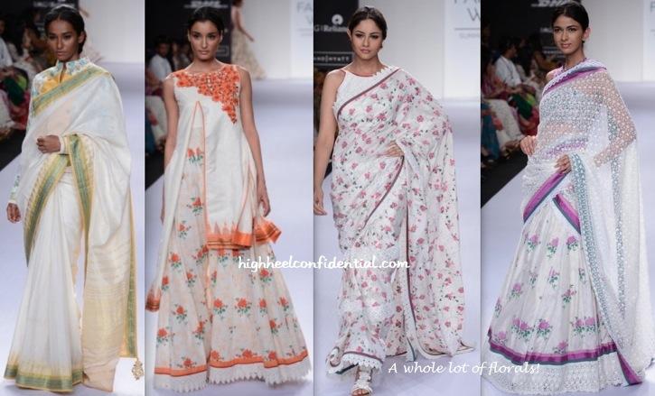 Lakme Fashion Week Summer:Resort 2014- Shruti Sancheti-2