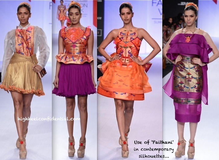 Lakme Fashion Week Summer:Resort 2014- Swapnil Shinde-1