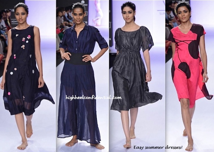 Lakme Fashion Week Summer:Resort 2014- Tilla By Aratrik Dev Varman-1
