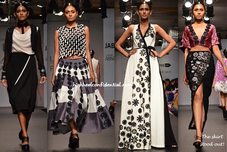 Lakme Fashion Week Summer:Resort 2014- Urvashi Joneja-1