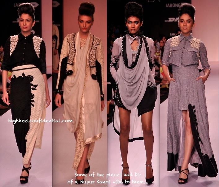 Lakme Fashion Week Summer:Resort 2014- Verb-1