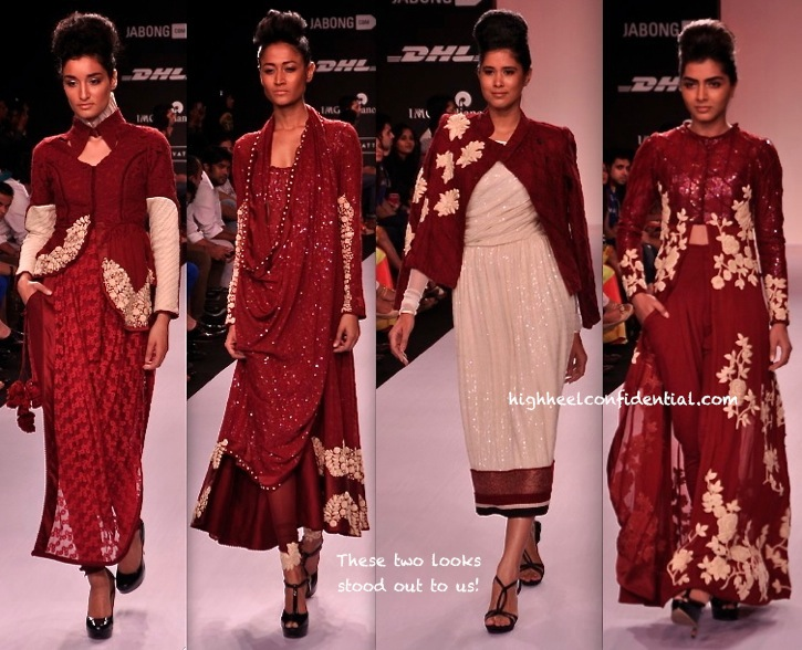 Lakme Fashion Week Summer:Resort 2014- Verb-2