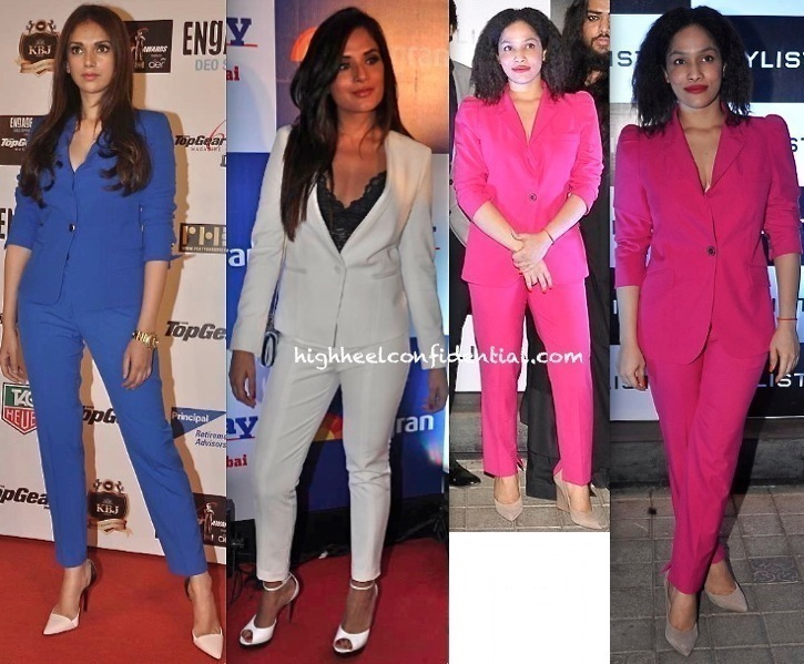 Masaba Gupta In Zara At The Stylista Party