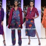 LFW Summer/Resort 2014: Anushka Khanna