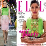 Freida on Elle: (Un)Covered