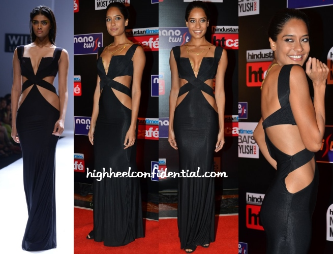 lisa-haydon-shivan-narresh-ht-most-stylish-awards-2014