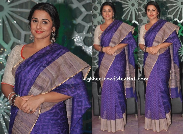 vidya balan-women's day-star plus