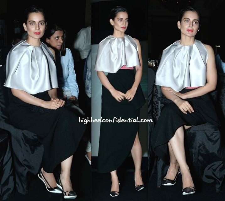 Kangna Ranaut In Dior At NDTV Indian Of The Year Awards-2