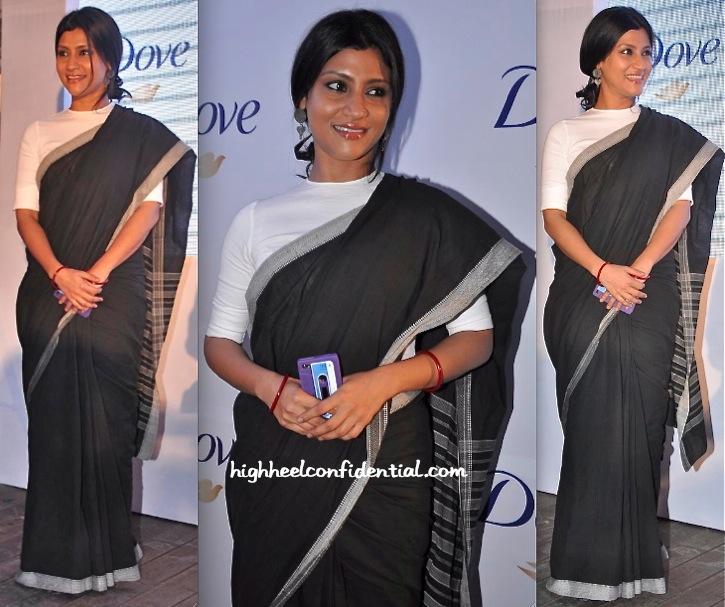 Konkona Sen Sharma At A Press Meet For Dove