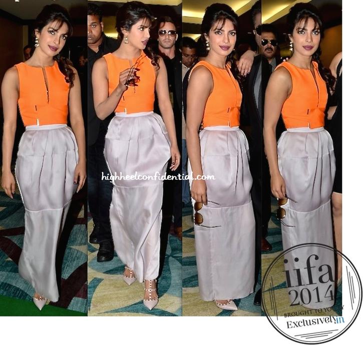 Priyanka Chopra At IIFA Awards 2014 Press Meet-Expo-2