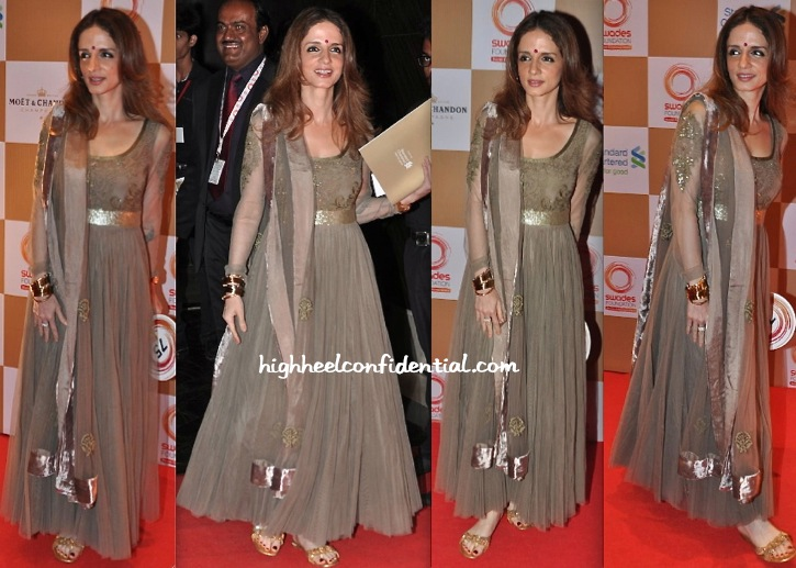 Sussanne Khan At Swades Foundation Event
