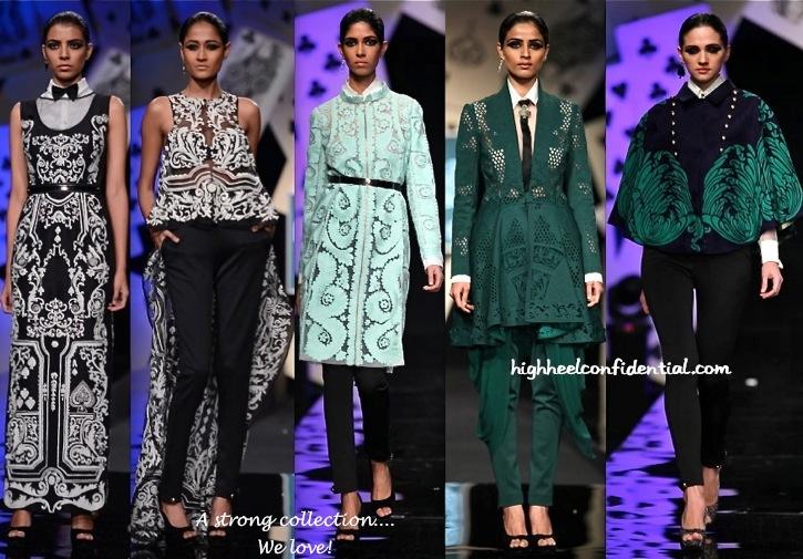 WIFW A:W 2014- Pankaj & Nidhi-2