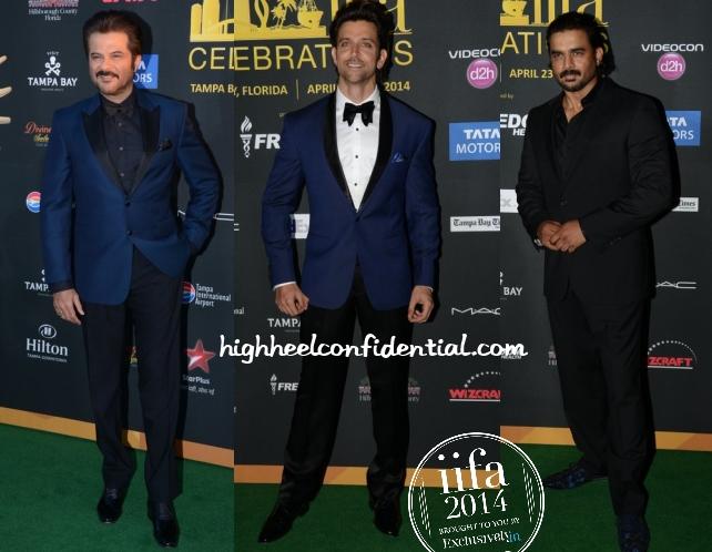 anil-hrithik-madhavan-iifa-awards-2014