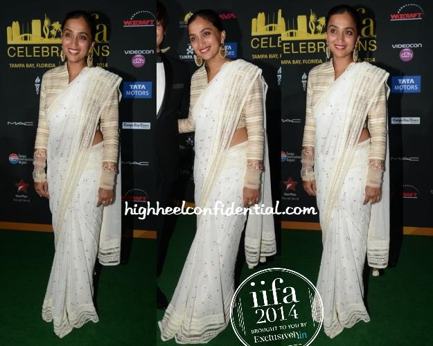 priyanka-alva-manish-malhotra-iifa-awards-2014